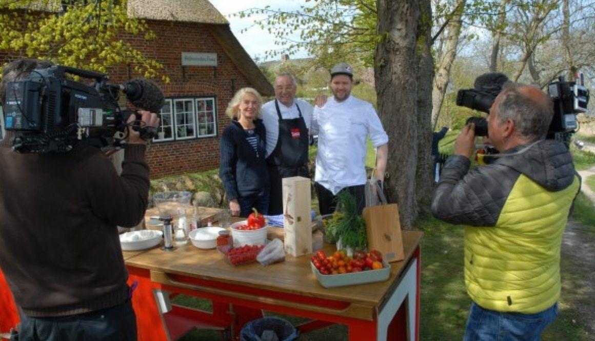Rainer Sass Jens Lund Sylt so isst der Norden