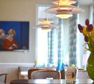 Cafe Lund in Hörnum auf Sylt 5oer Jahre Design an der Südspitze Kaffee und Kuchen