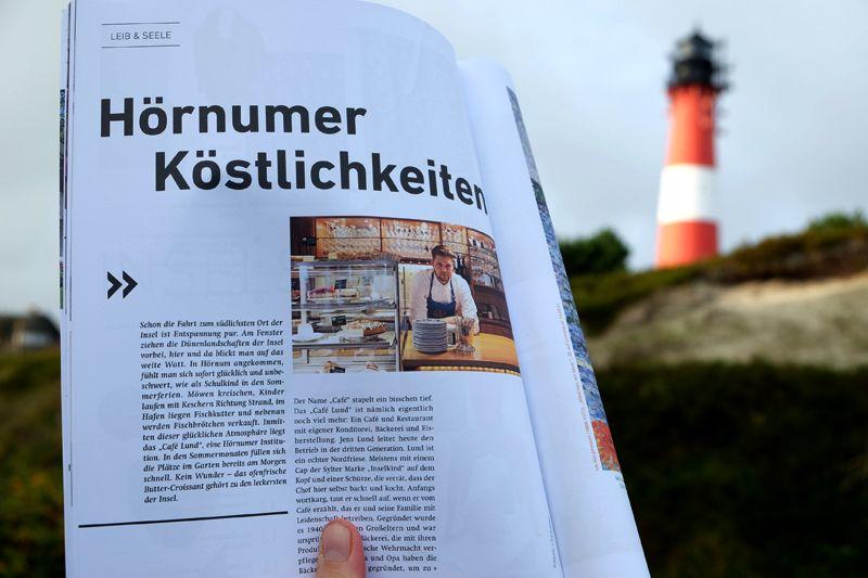 kairem Keitum Magazin Hoernumer Koestlichkeiten Sylt Cafe