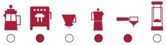 kaffee geignet für vollautomat siebträger herdkanne sylt